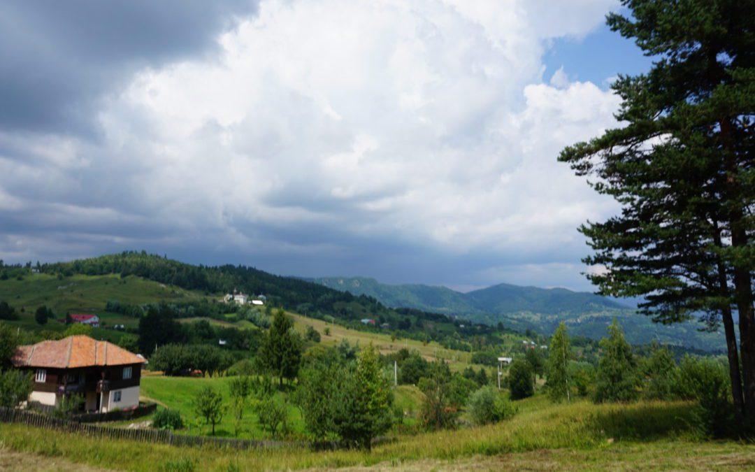 Din Buzau pana in Palencia, prin turism montan