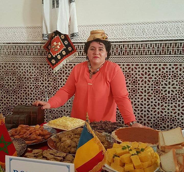 Povestea buzoiencei de la Consulatul Onorific al Romaniei la Marrakech