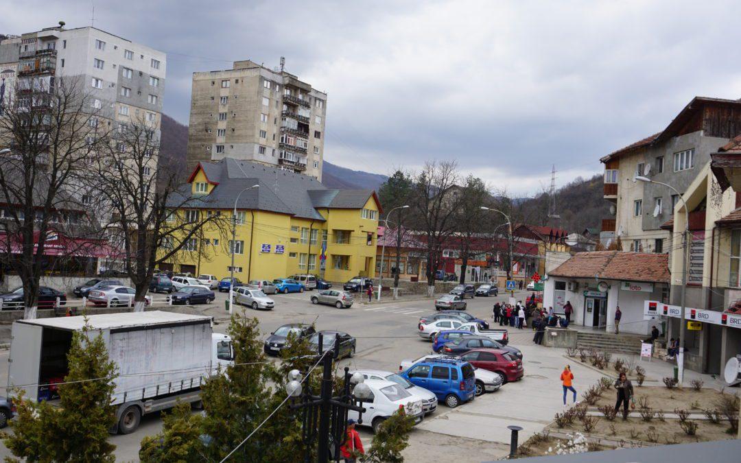 Orasul care a scris povestea lemnului