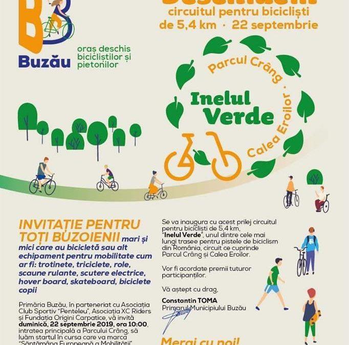 Invitatie in Inelul Verde