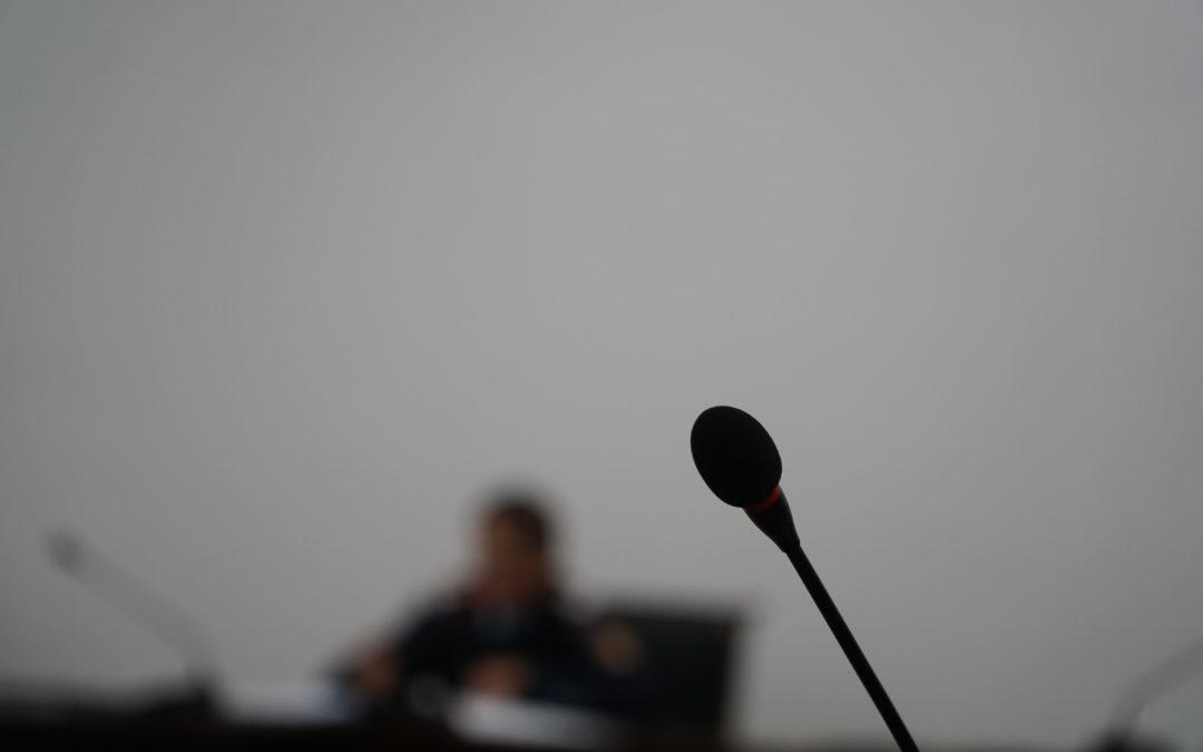 Sedinta de indata a Consiliului Local Municipal Buzau