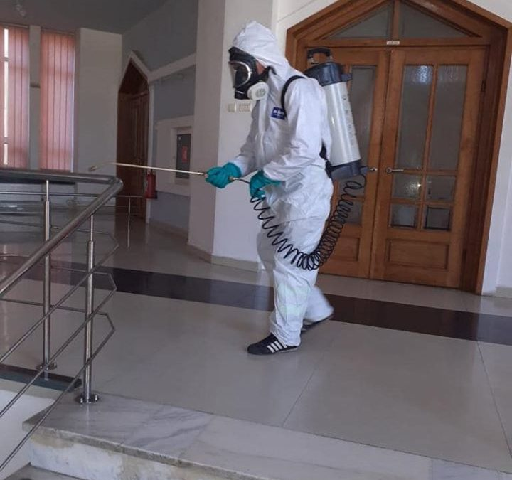 Masuri stricte in orasul Buzau pentru prevenirea raspandirii COVID-19