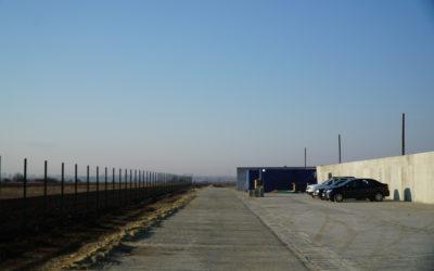 Maracineni are din martie platforma pentru gunoiul de grajd